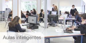 Espacios de aprendizaje Colegio Internacional Pontevedra