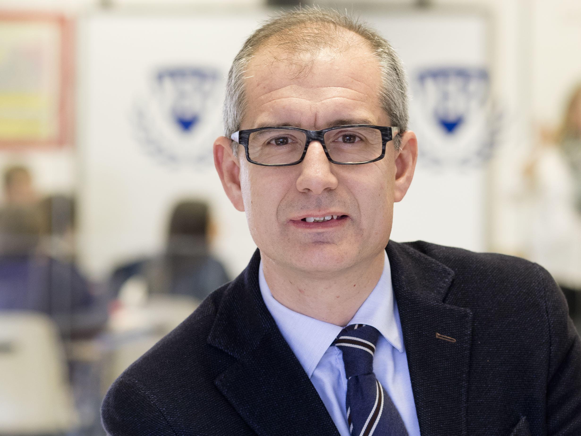 Jacobo Olmedo - Director SEK Atlántico